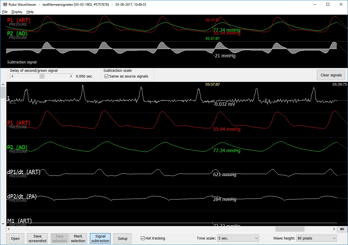 Professional DICOM viewer with free demo